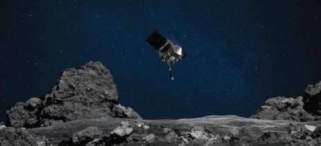 Sonda da NASA faz contato com asteroide primitivo Bennu