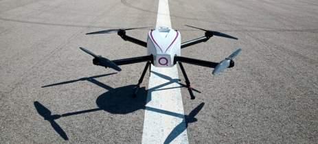 Drone da Quaternium bate recorde voando por 10 horas e 14 minutos sem recarga