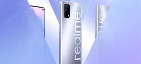 Realme 7 5G é anunciado com Dimensity 800U e tela LCD de 120Hz