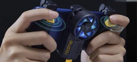 Realme lança acessórios gamer para jogos mobile com preço baixo