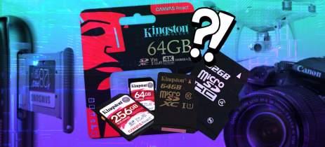 Saiba como comprar cartão SD ou microSD corretamente de acordo com a sua finalidade