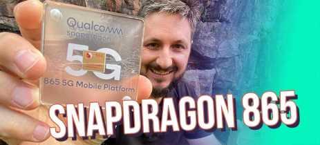 Novo topo de linha da Qualcomm! Veja detalhes do Snapdragon 865 direto do Havaí!