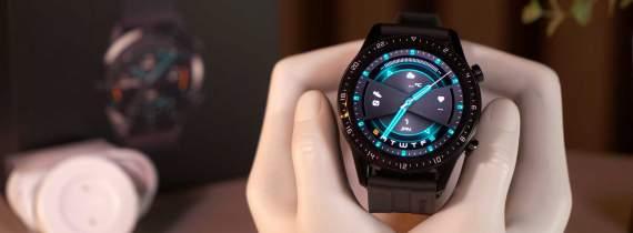 Huawei Watch GT 2 - ótimo para exercícios, mas poderia fazer mais