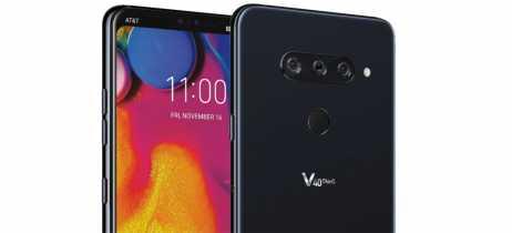 Imagem vazada mostra o LG V40 ThinQ e suas cinco câmeras [Rumor]