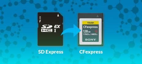 CFexpress - Tudo sobre o novo padrão de cartões de memórias bem mais rápidos [+UPDATE]