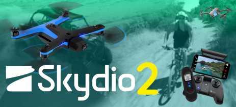 Conheça tudo sobre o drone Skydio 2, forte concorrente para os modelos Mavic da DJI