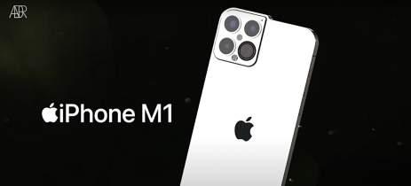 Veja conceito de iPhone 13 com chip M1 e sem notch