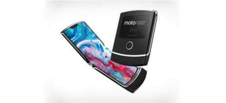 Motorola inicia a pré-venda do Razr nesta terça-feira