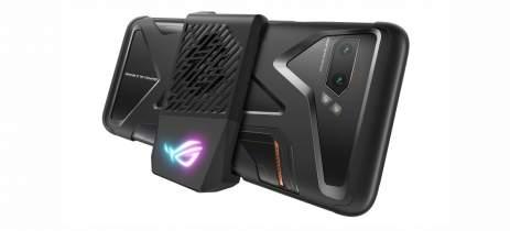 Asus ROG Phone 3 possui bateria de 6000mAh e Snapdragon 865, segundo certificação