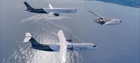 Airbus anuncia três conceitos de aeronaves com emissão zero de carbono