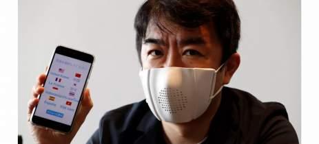 Empresa chinesa desenvolve máscara