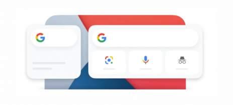 Wigdet de buscas da Google chega ao iOS 14