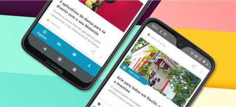 Motorola disponibiliza app Hello You em aparelhos da linha Moto G7