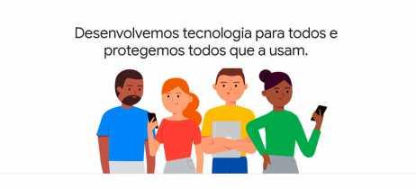 Google agora tem uma central de segurança em português