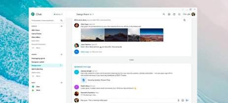 Chat do Google foi atualizado e pode ser usado como app PWA
