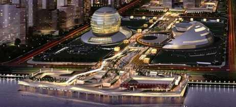 China anuncia criação de cidade de eSports com 17 mil metros quadrados