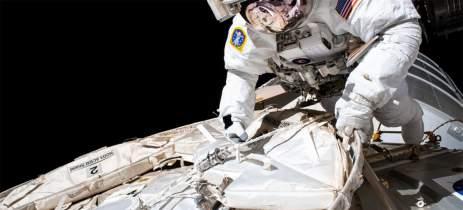 Veja a visão do litoral de São Paulo do espaço, cortesia de astronauta de NASA