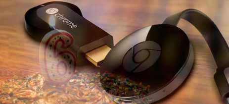 O Google Chromecast está fazendo 6 anos!