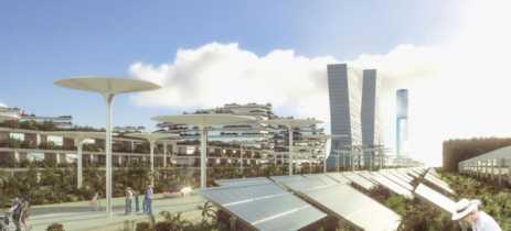 Arquiteto planeja cidade 100% sustentável para ser construída no México