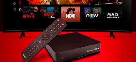 Claro Box TV chega por R$ 49,90 - entenda como funciona o serviço