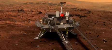 Tianwen-1: China inicia primeira missão a Marte
