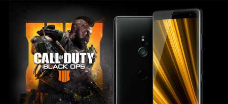 Pré-venda do Sony Xperia XZ3 dá cópia de Call of Duty: Black Ops 4 na Europa