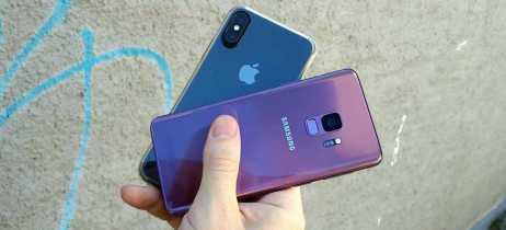 64e26e6ed Quem faz fotos melhores  iPhone X ou Galaxy S9  Veja o comparativo ...