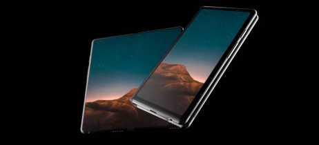 Vídeo mostra como pode ser o smartphone com tela dobrável da Samsung