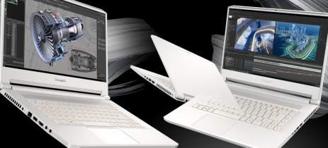 Acer anuncia notebooks ConceptD 7 e 7 Pro, voltados para design gráfico e conteúdo visual