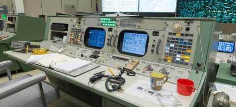 NASA reabre controle da missão Apollo logo antes do 50º aniversário do pouso na Lua