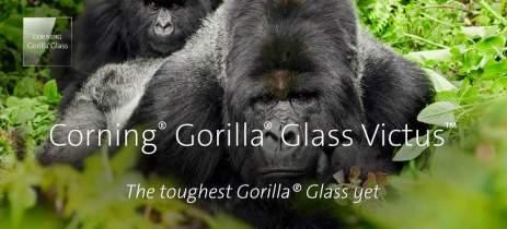 Corning apresenta o novo Gorilla Glass Victus, com vidros que sobrevivem a quedas de até 2 metros