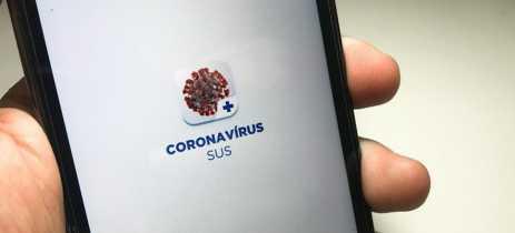 Resultados de testes do COVID-19 também serão entregues via smartphone