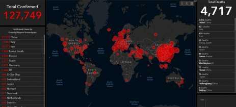 Hackers estão usando softwares rastreadores do coronavírus para roubar dados