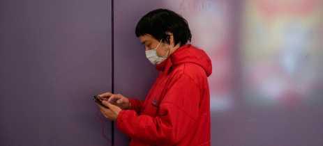 Aplicativo chinês detecta infectados com Coronavírus e avisa aos usuários próximos
