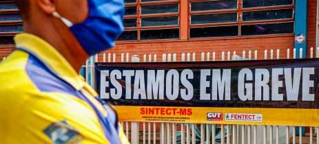 Greve dos Correios continua sem acordo e vai a julgamento no dia 21 de setembro