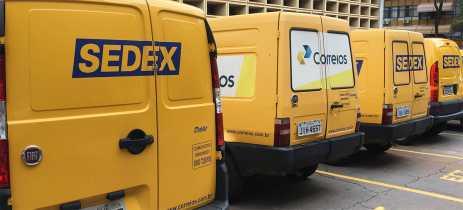 Correios anuncia armazenamento de encomendas durante decretos contra COVID-19