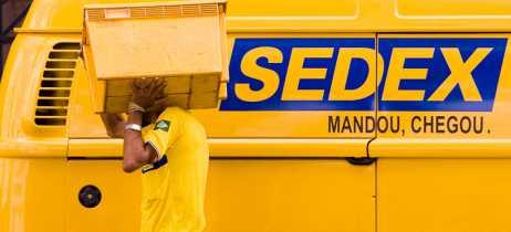 Sedex e PAC vão ficar em média 8,03% mais caros a partir de 6 de março, comunica Correios