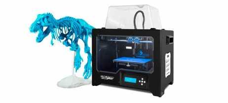 Impressoras 3D da FlashForge chegam ao Brasil pela Oderço Distribuidora