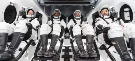 SpaceX fará sua primeira missão comercial tripulada em 14 de novembro