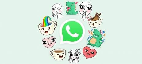 WhatsApp vai permitir a criação de figurinhas diretamente pelo WhatsApp Web