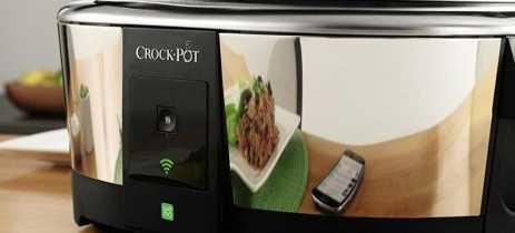 Nova panela Crock-Pot é compatível com Alexa e comandos por voz