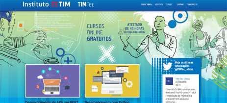 Instituto TIM oferece cursos grátis relacionados a empreendedorismo e games