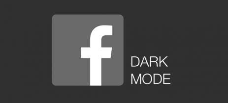 Facebook está finalmente lançando o modo escuro para iPhone e iPad