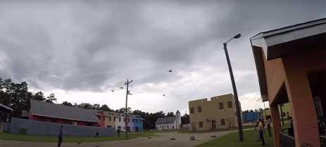 Vídeo mostra teste de enxame de drones de Agência de Defesa dos EUA