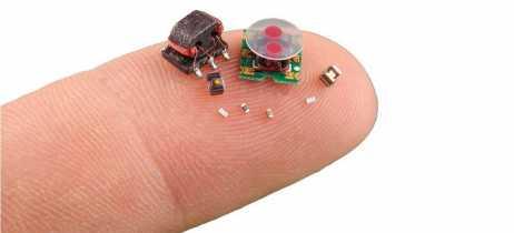 DARPA cria robôs do tamanho de inseto para usá-los em ambientes de alto risco