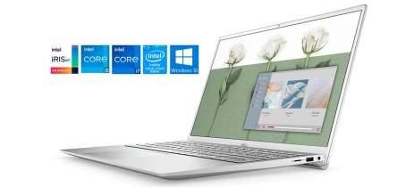 Dell atualiza seu ultrafino Inspiron com 11ª geração Intel com gráficos Xe