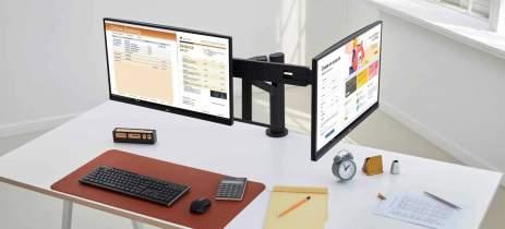 LG revela nova linha de monitores Ergo para uso profissional