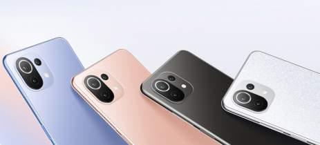 Xiaomi deve lançar smartphone 11 Lite NE no Brasil na próxima semana