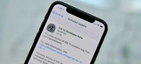 Beta 3 para desenvolvedores do iOS 12 chega com pequenas melhorias
