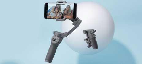 DJI lança Osmo Mobile 3; estabilizador chega mais leve, menor e mais barato